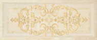 Декор Gracia Palladio beige decor 01 25x60