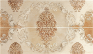 Декор Decor Saratoga Marfil (панно из 2-х шт) 50x85